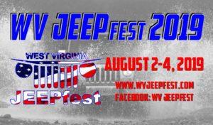 West Virginia Jeep Fest @ Putnam County Fair Grounds - Eleanor, WV